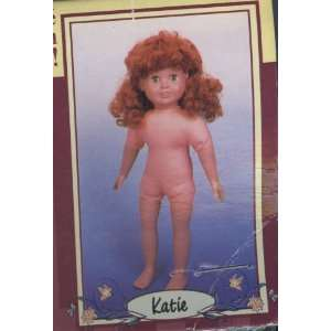 Springfield Collection 18 Doll Kit Hard to Find Katie
