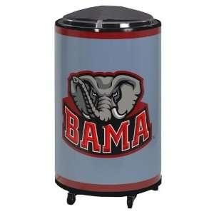 Alabama Crimson Tide Bama Rolling Beer or Beverage Cooler