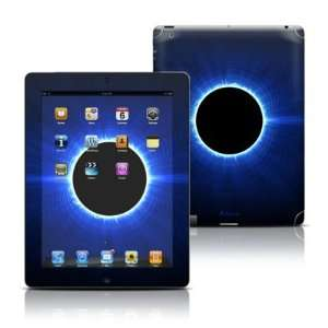 Blue Star Eclipse Design Protective Decal Skin Sticker for