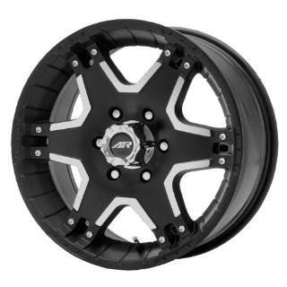 V Tec Raptor Black Mirror Machined Wheel (16x8/6x139.7mm