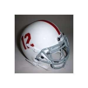 1965 Alabama Crimson Tide Throwback Mini Helmet  Sports
