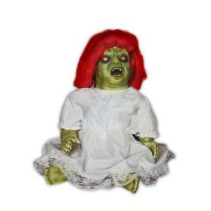 Animated Goodnight Kiss Zombie Baby® Prop: Everything