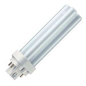 C13W/27/4P/ ALTO Double Tube 4 Pin Base Compact Fluorescent Light Bulb