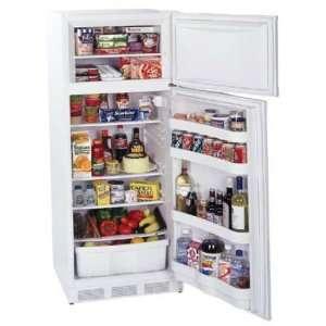 . ft. 2 Door Refrigerator Freezer with Cycle Defros