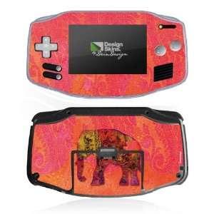 Skins for Nintendo Game Boy Advance   Goa Design Folie Electronics