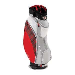 Datrek 2012 D Light Ladies Golf Cart Bag (Red Plaid