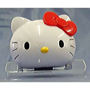 Hello Kitty Sanrio Air Freshener White Musk   Red Bow