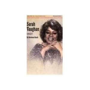 Sarah Vaughan (Black American Series) (9780870677861