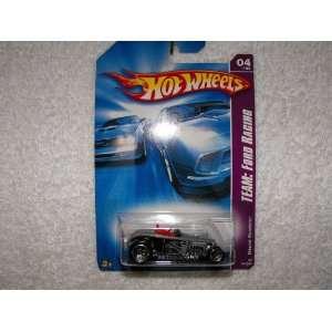 Hot Wheels 2008 team Ford Racing Deuce Roadster 04/04