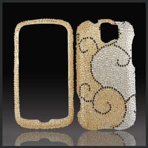 bling rhinestone diamond case cover for HTC MyTouch Slide 3G Cell