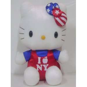 Hello Kitty Large Plush Doll & Key Chain Toys & Games