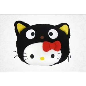Kitty Dressed As Chococat   Pillow Face Cushion  16 Toys & Games