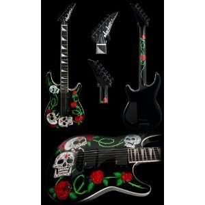 Jackson SLS USA Custom Shop Soloist Electric Guitar   Day