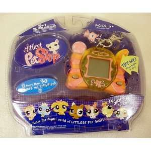 Littlest Pet Shop Digital Pet Care for Me with More Than 30 Games and