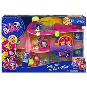 Littlest Pet Shop Pet Cozy Care Adoption Center Playset