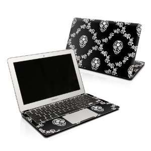 com Calavera Lattice Design Skin Decal Sticker for Apple MacBook PRO