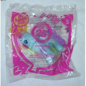 2008 McDonalds Happy Meal Toy My Little Pony 25th Birthday