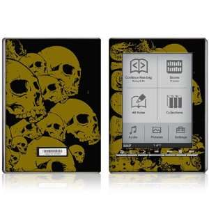 Skull Mine Design Protective Decal Skin Sticker for Sony