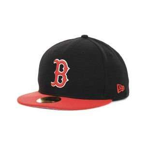 Boston Red Sox New Era MLB 2T Custom 59FIFTY Cap Sports