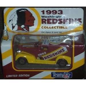 1993 Matchbox White Rose NFL Diecast Chevy Sedan Truck Collectible Car