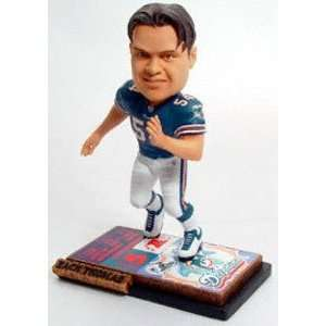 Zach Thomas Ticket Base Forever Collectibles Bobblehead