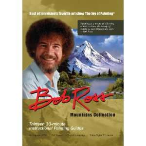 Bob Ross Joy Of Painting Series: Mountains 3 DVD Collection (2011)