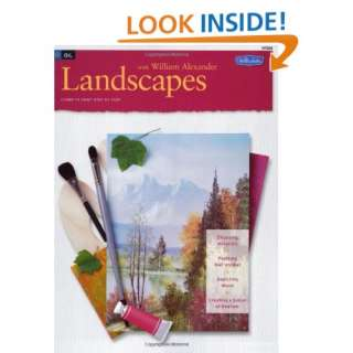Learn to Paint Step by Step) (9780929261607) William Alexander Books