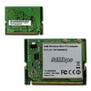 54M Wireless/Wi Fi Mini PCI Card for Sony Vaio Laptop Electronics