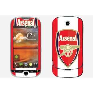 Meestick Arsenal FC Vinyl Adhesive Decal Skin for HTC