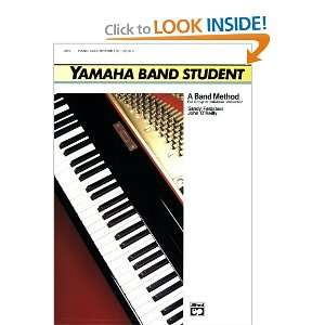Yamaha Band Student, Book 2 Piano Accompaniment (Yamaha