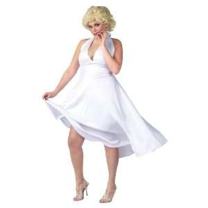 Marilyn Monroe Plus Size Costume Toys & Games