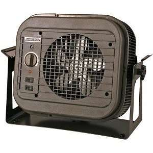 Mark QPH4A Portable Electric Heater With Builtin Hles for Easy