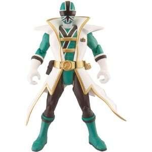 Power Ranger 4inch Figure Super Samurai Ranger Forest  Toys & Games
