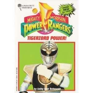 : Tigerzord Power! [Tiger Zord] (Sabans Mighty Morphin Power Rangers
