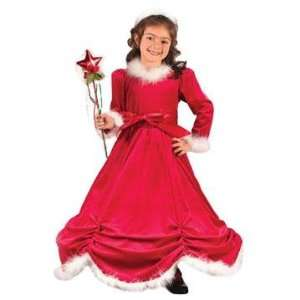Christmas Princess Child Costume (2T) Toys & Games