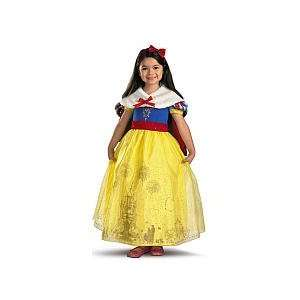 Disney Princess Storybook Prestige Snow White Halloween Costume