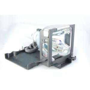 Mitsubishi XL2U replacement projector lamp bulb with housing   High