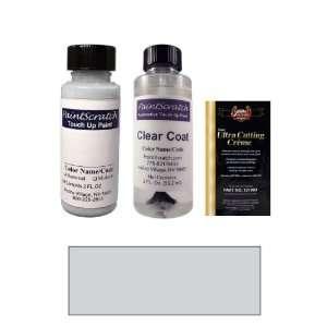 2 Oz. Silver Metallic Paint Bottle Kit for 1995 Nissan Quest