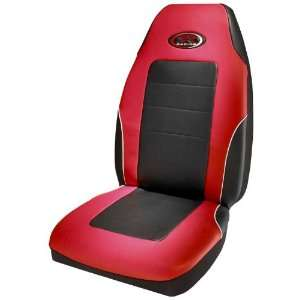 R Racing Stage III Red Vinyl Seat Cover Automotive