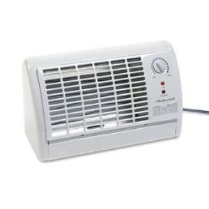 LAKEWOOD Economy Radiant 1320W Forced Air Heater, Steel
