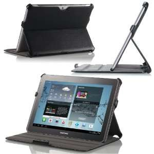 MoKo(TM) Slim Fit Folio Cover Case For Samsung Galaxy Tab 2 10.1