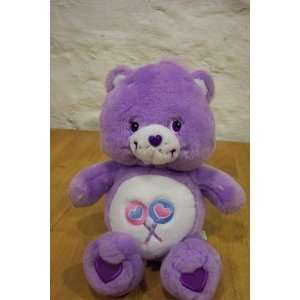 : Care Bears 13 Talking & Singing Share Bear Plush: Everything Else