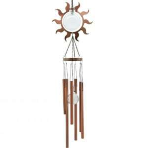 Sunlights Solar LED Wind Chime   Multi colored LED Wind