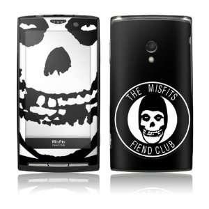 Music Skins MS MISF20134 Sony Ericsson Xperia X10  Misfits  Fiend Club