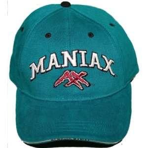 Memphis Maniax Adjustable Velcro Back Cap