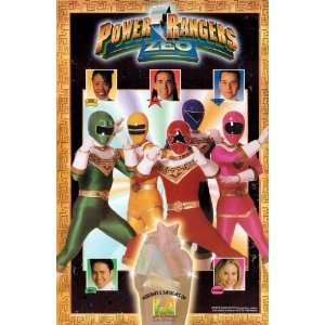 Power Rangers Zeo Zeo Quest [VHS] Catherine Sutherland