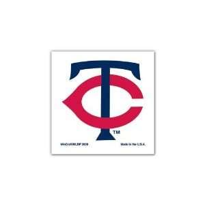 MLB Minnesota Twins Temporary Tattoo 8pk