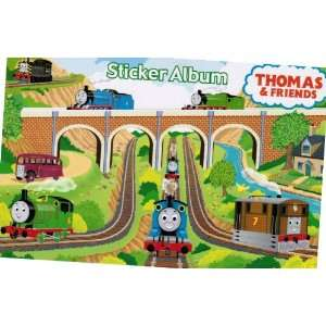 Thomas Train & Friends Sticker Album: Toys & Games