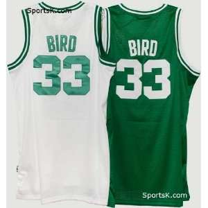Boston Celtics Larry Bird Throwback Jerseys