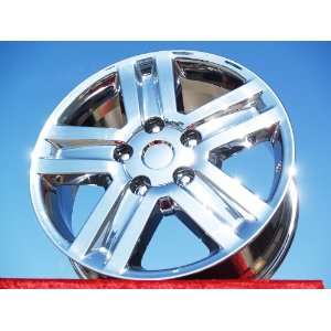 Tundra Set of 4 genuine factory 20inch chrome wheels Automotive